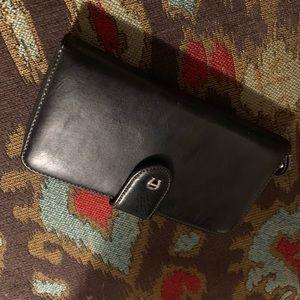 Etienne  Aigner  Leather Wallet